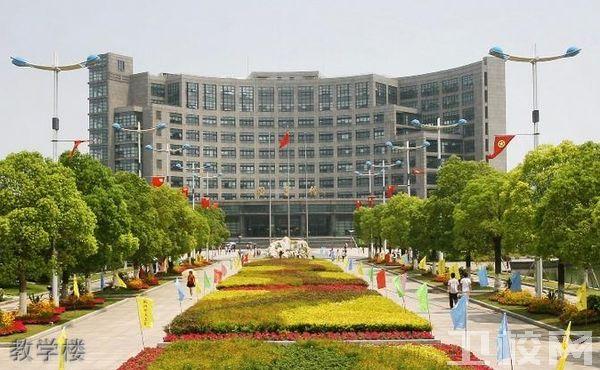 杭州师范大学钱江学院医学院-环境1