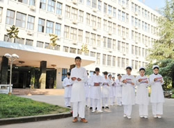 重庆知行卫生学校图片