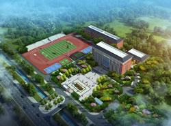 重庆渝东卫生学校图片
