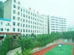 重庆市涪陵创新计算机学校图片