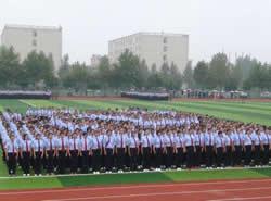 陕西科技卫生学校图片