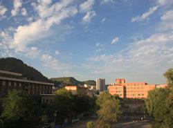 延安大学医学院图片