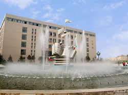 西安培华学院医学院图片