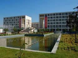 陕西国际商贸学院医药学院图片