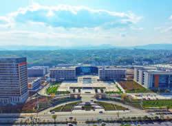 安康职业技术学院的医学部图片