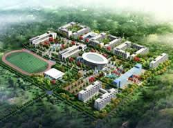 云南经贸外事职业学院护理学院图片