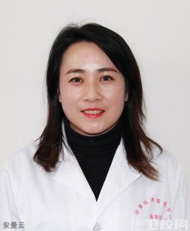 云南医药健康职业学院安曼云老师