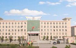 焦作护理学校图片