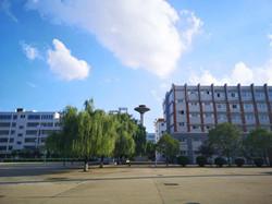 阜阳卫生学校图片