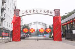 山东省青岛卫生学校图片