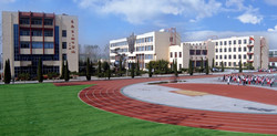 青岛第二卫生学校图片