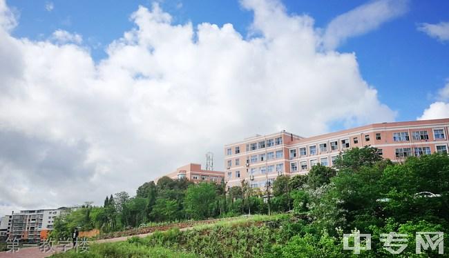 南充威廉希尔公司网址第一教学楼