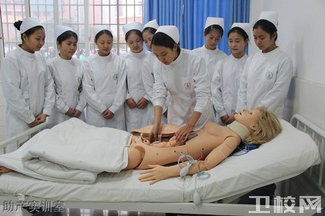 眉山卫生职业学校(眉山威廉希尔公司网址)助产实训室