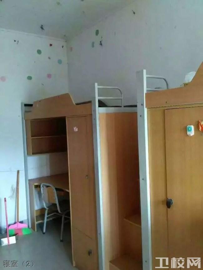 重庆知行卫生学校寝室(2)