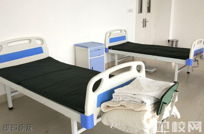 乐山市医药科技学校(成都校区)模拟病床