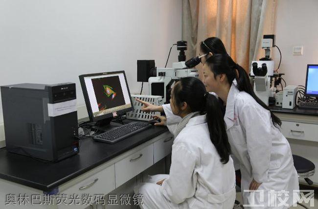 陕西中医药大学奥林巴斯荧光数码显微镜