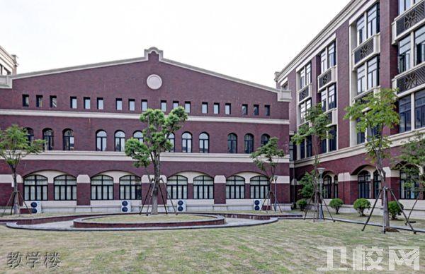 上海建桥学院医学院-环境1