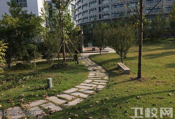 杭州师范大学钱江学院医学院-环境7