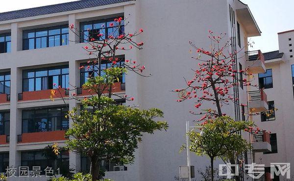 惠州卫生职业技术学院-环境5